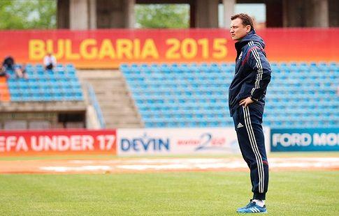 Сборная России сыграла вничью с командой Коста-Рики в матче юношеского ЧМ