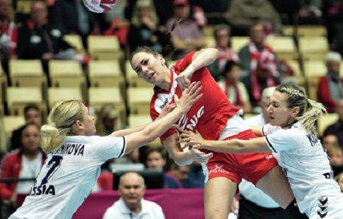 Женская сборная России по гандболу уступила Польше в четвертьфинале чемпионата мира