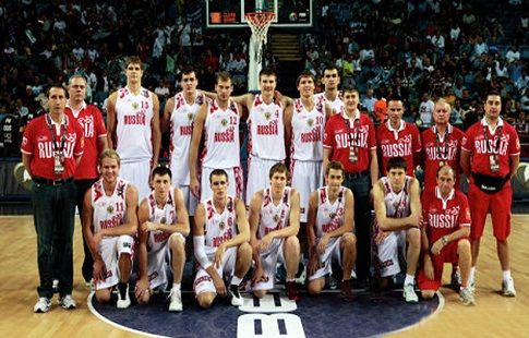 Сборная России попала в первую корзину на жеребьёвку квалификации Евробаскета-2017