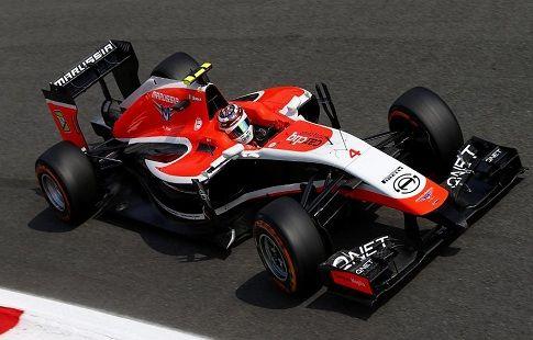 Александер Росси надеется остаться в Формуле-1 на сезон-2016