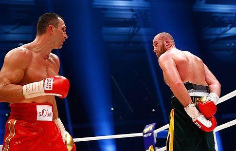 Следующим боем Фьюри станет реванш с Кличко