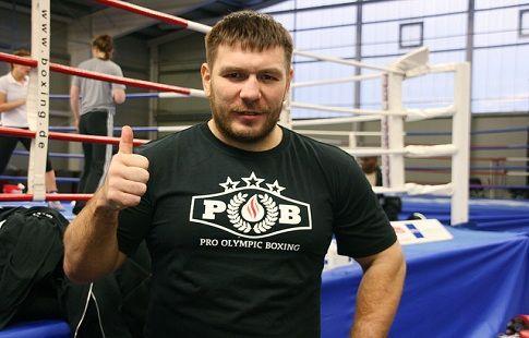 """Руслан Чагаев: """"Настраиваюсь на все 12 раундов против Брауна"""""""