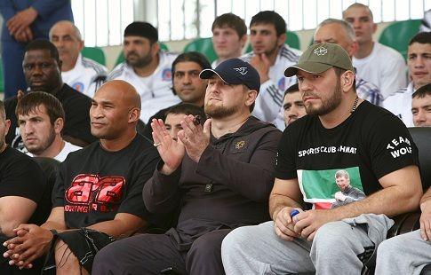 Кадыров назвал Чагаева великим боксёром