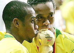 Бразильцы выиграли финал Кубка Конфедераций за явным преимуществом
