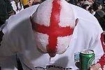 Болельщики отметили поражение сборной Англии погромами