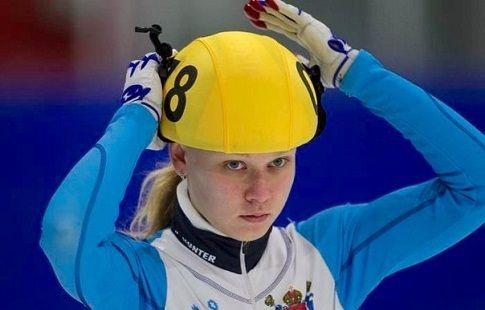 Российская шорт-трекистка Екатерина Константинова сдала положительный допинг-тест на мельдоний