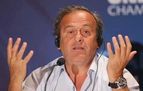 Комитет по этике ФИФА снял обвинения с Платини