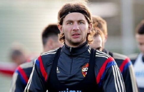 Нападающий ЦСКА Алиев продолжит карьеру в шведском клубе