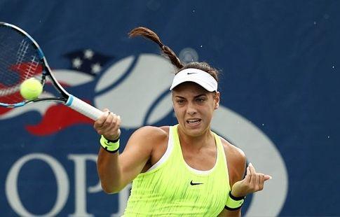 Конюх победила Радваньску в 1/4 финала US Open