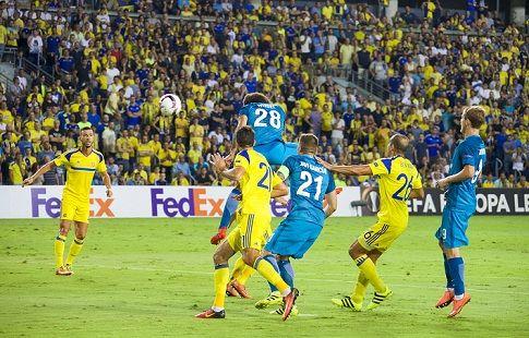 """Жулиано: """"После второго гола мы вновь поверили в себя"""""""
