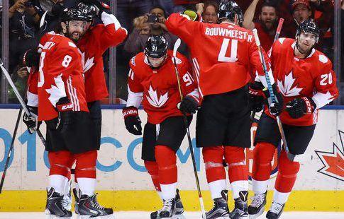 Четыре игрока сборной Канады выигрывали Кубок Стэнли, Олимпиаду, ЧМ и КМ
