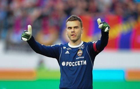 Беленов вызван в сборную России вместо Акинфеева