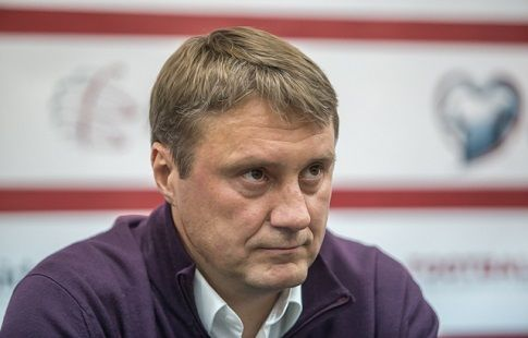 "Александр Хацкевич: ""Путило не хочет играть за сборную"""