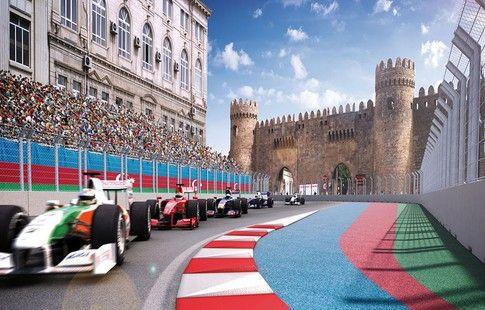 Гран-при Европы будет переименован в Гран-при Азербайджана