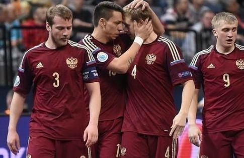 Сборная России сохранила третью строчку в рейтинге ФИФА