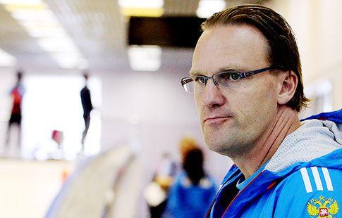 Людерс больше не работает в сборной России по бобслею