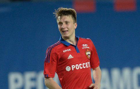 Александр Головин вошёл в список лучших молодых игроков по версии FourFourTwo