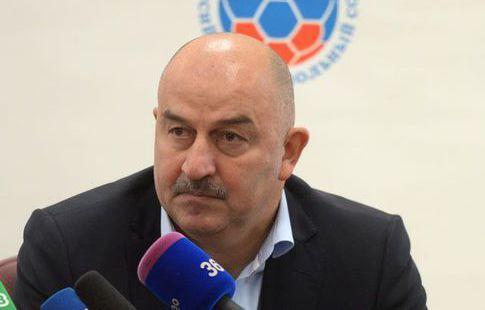 Черчесов получит 20 тысяч евро, если сборная России обыграет Коста-Рику