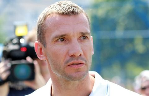 """Андрей Шевченко: """"Я доверяю Коноплянке и вижу его прогресс"""""""