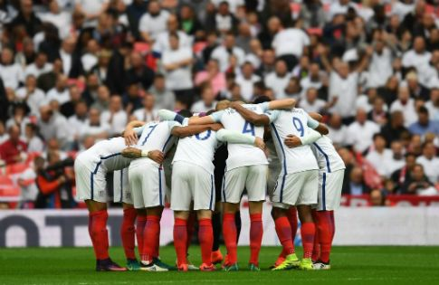Англия и Словения разошлись миром