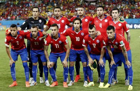 Дубль Видаля обеспечил Чили победу над Перу