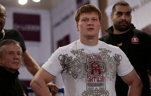 Поветкин по-прежнему занимает первое место в рейтинге WBC в тяжёлом весе