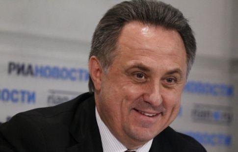 """Виталий Мутко: """"В данный момент не стоит обращать внимания на низкий рейтинг России"""""""