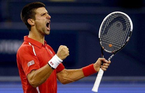 Новак Джокович проиграл в полуфинале турнира ATP в Шанхае