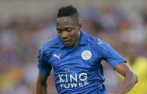 Муса претендует на звание игрока года в Африке