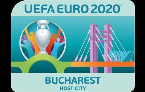Бухарест представил свой логотип финальной стадии Евро-2020