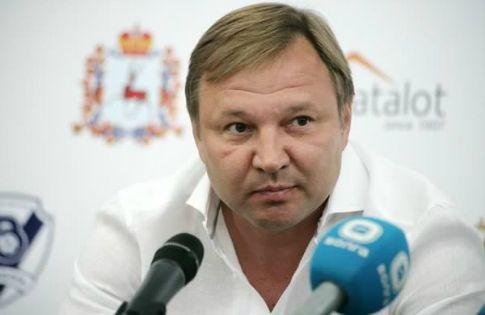 "Юрий Калитвинцев: ""Такой команде, как ""Факел"" проиграть не зазорно"""