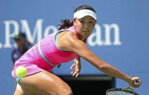 Китаянка Пэн Шуай победила на теннисном турнире в Тяньцзине