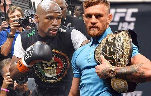 Глава UFC не исключил вероятность боя между Мейвезером и Макгрегором