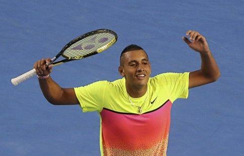 Теннисист Кирьос принёс извинения за поведение на турнире в Шанхае