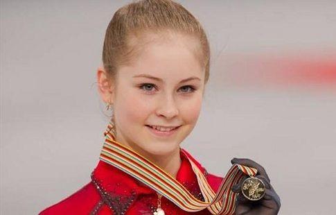 Юлия Липницкая из-за травмы пропустит Гран-при США