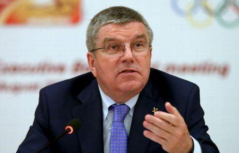 Томас Бах выступит на конгрессе Международной федерации гимнастики