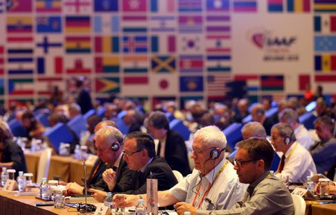 Дисциплинарный трибунал станет новым рабочим органом IAAF