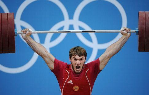 МОК лишил российского штангиста Аухадова серебра Олимпиады-2012