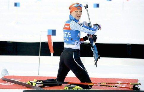 """Кайса Мякяряйнен: """"Готова побороться за место в лыжной сборной"""""""