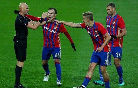 ЦСКА повторил самый малорезультативный старт в 21-м веке