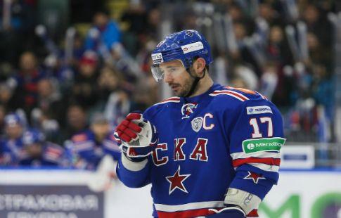 """Александр Хаванов: """"Я думал, что в СКА больше хоккеистов, забивших 100 шайб"""""""