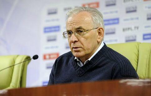 "Гаджи Гаджиев: ""Нас не пустили провести тренировку на стадионе ""Краснодара"""