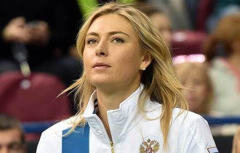 Шарапова исключена из рейтинга WTA