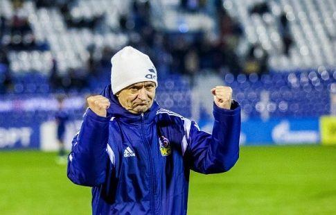 Юрий Газзаев при разборе игры употребил 93 матерных слова. ВИДЕО. +18