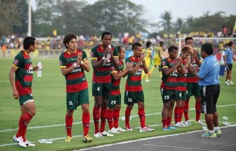 Чемпионат Таиланда по футболу завершили досрочно из-за смерти короля