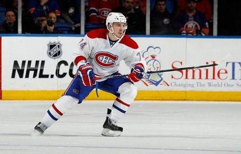 НХЛ. Алексей Емелин набрал третье очко в сезоне. ВИДЕО