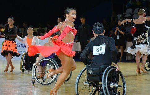 Россиянам отказано в участии в чемпионате Европы по танцам на колясках