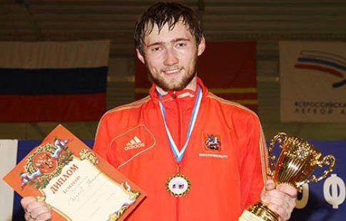 Никита Глазков победил на этапе Кубка мира по фехтованию