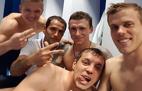 Кокорин и Мамаев получили около 30 млн руб за выход сборной на Евро-2016
