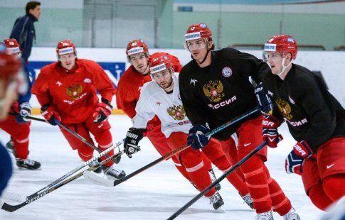 Стал известен состав звеньев сборной России перед Кубком Карьяла